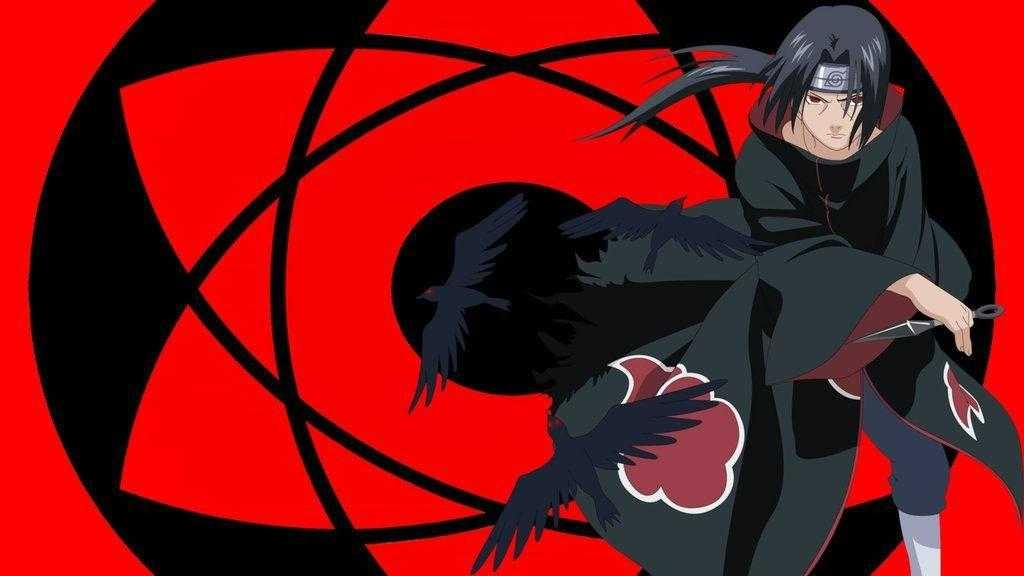 Itachi Uchiha Wallpapers Sharingan Wallpaper Cave On