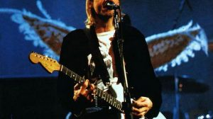 Kurt Cobain Wallpaper Mobile 20+
