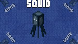 Minecraft Squid Wallpaper 15+