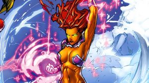 Starfire New 52 Wallpaper 13+