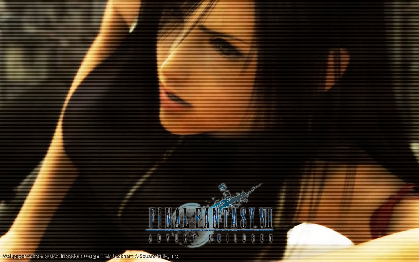Tifa Lockhart Wallpaper PIC MCH0107393