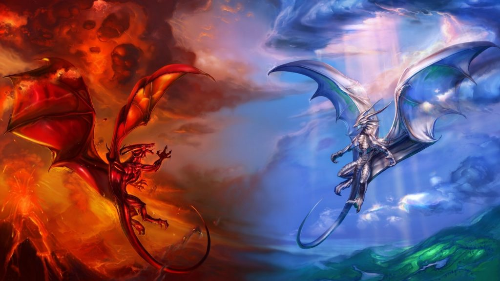 wallpaper.wiki-heaven-and-hell-dragons-x-PIC-WPB-PIC-MCH0113983-1024x576 Hd Dragon Wallpapers 1920x1080 43+