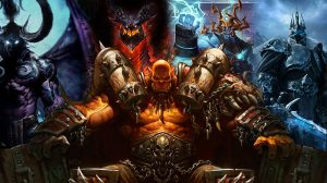 World Of Warcraft Warlords Of Draenor Wallpaper 24+