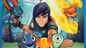 Slugterra Wallpaper For Mobile 8+