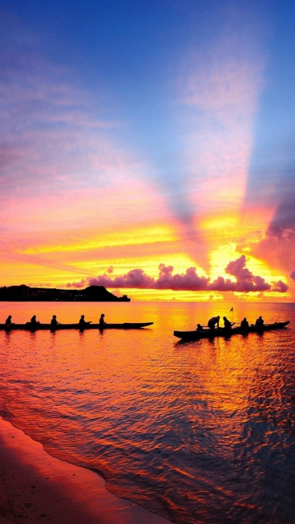 ws-To-Canoe-Sunset-Ocean-x-PIC-MCH0119638-577x1024 Iphone 5 Ocean Wallpaper Tumblr 24+