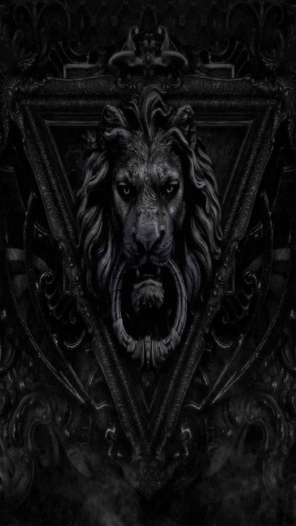 Dark-lion-iphone-s-full-hd-wallpapers-free-download-PIC-MCH056445-576x1024 Free Black Wallpaper For Iphone 45+