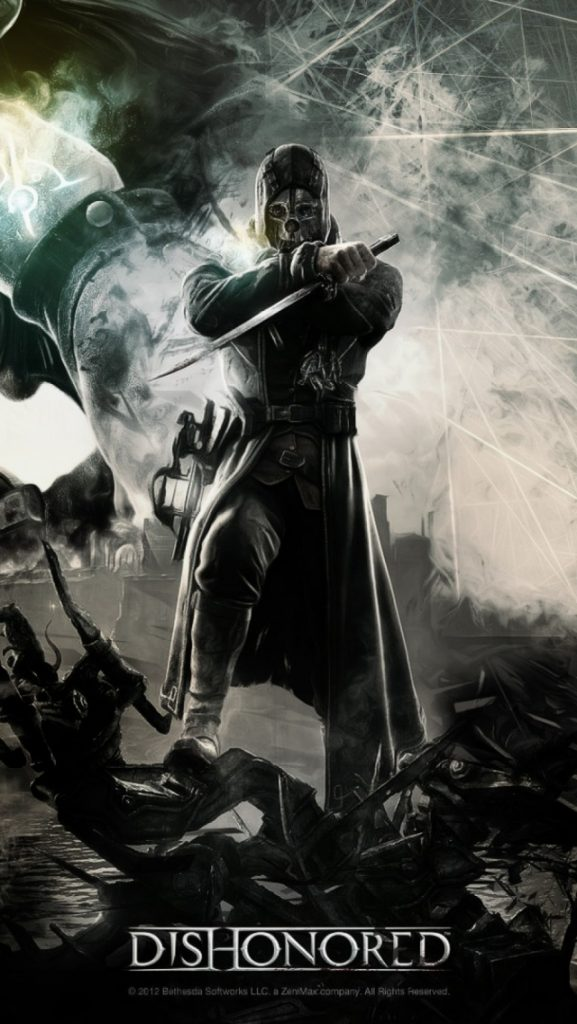Dishonored-Video-Game-l-PIC-MCH036138-577x1024 Dishonored Wallpaper Iphone 31+