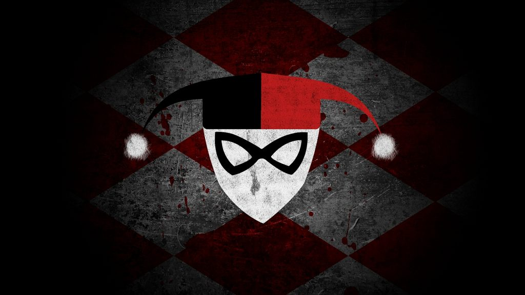 Harleyquinn-Logo-HD-Wallpapers-PIC-MCH071307-1024x576 Harley Wallpapers For Desktop 50+