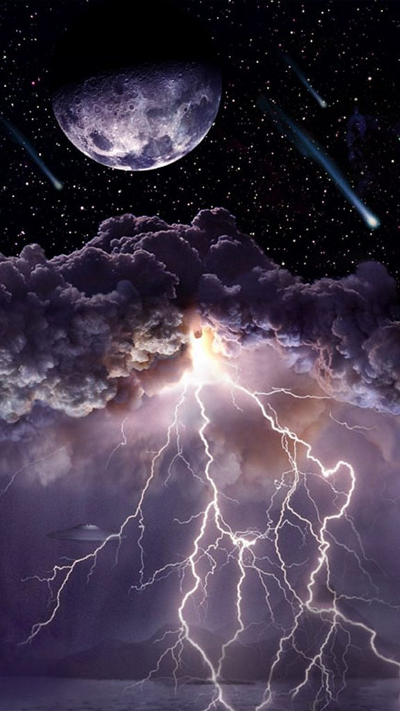 Moon-Asteroids-Storm-Clouds-Lightning-iPhone-Plus-HD-Wallpaper-PIC-MCH087216-576x1024 Supernova Wallpaper Iphone 6 36+