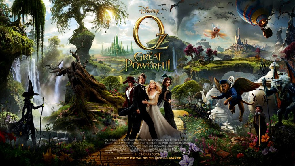 Oz-the-Great-and-Powerful-PIC-MCH092799-1024x576 Wallpaper Wizard 2 Review 14+