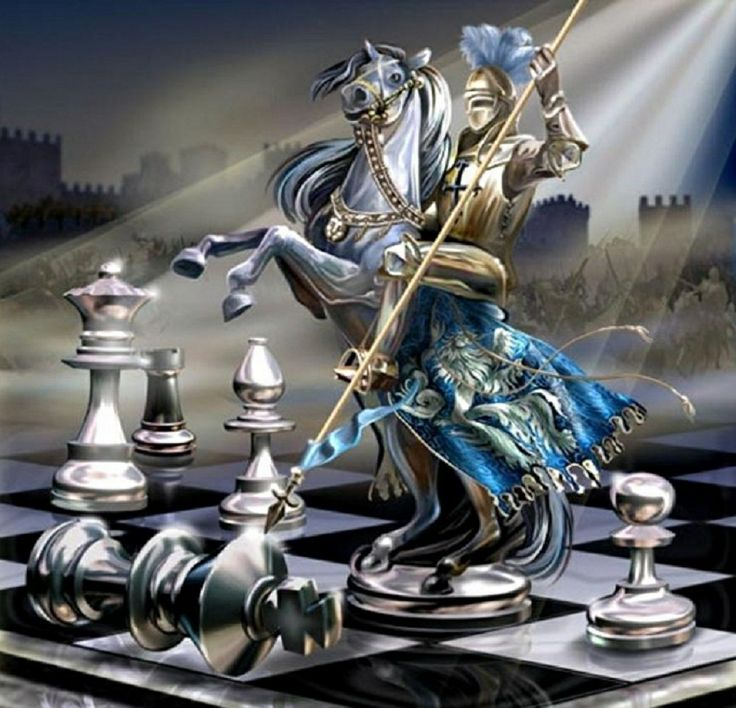 PIC-MCH04014 Chess Wallpaper For Android 24+
