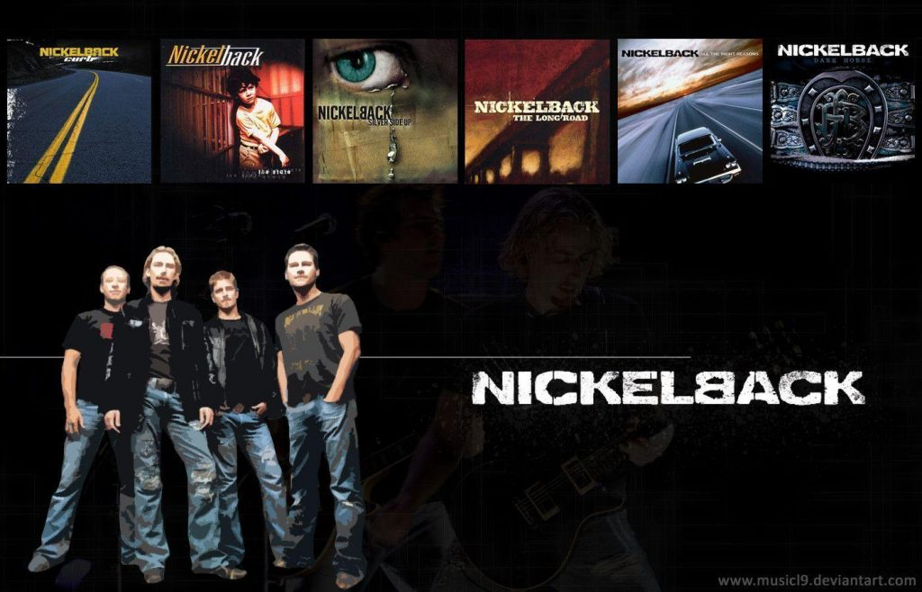 We Compared The New Nickelback And Stone Sour Albums To See Who Sucks The Most