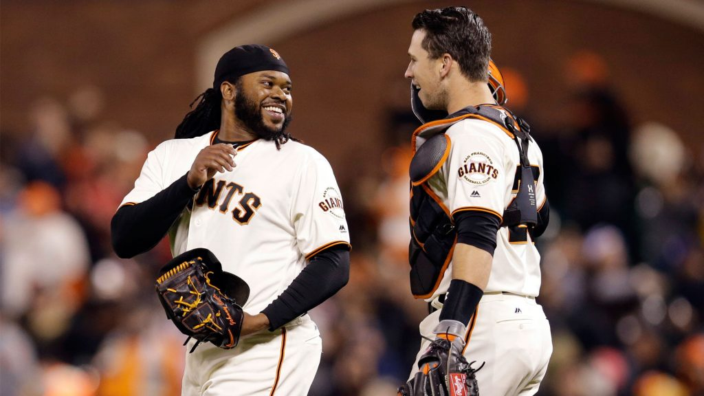 cueto-johnny-posey-buster-night-PIC-MCH055081-1024x576 Buster Posey Wallpaper Hd 16+