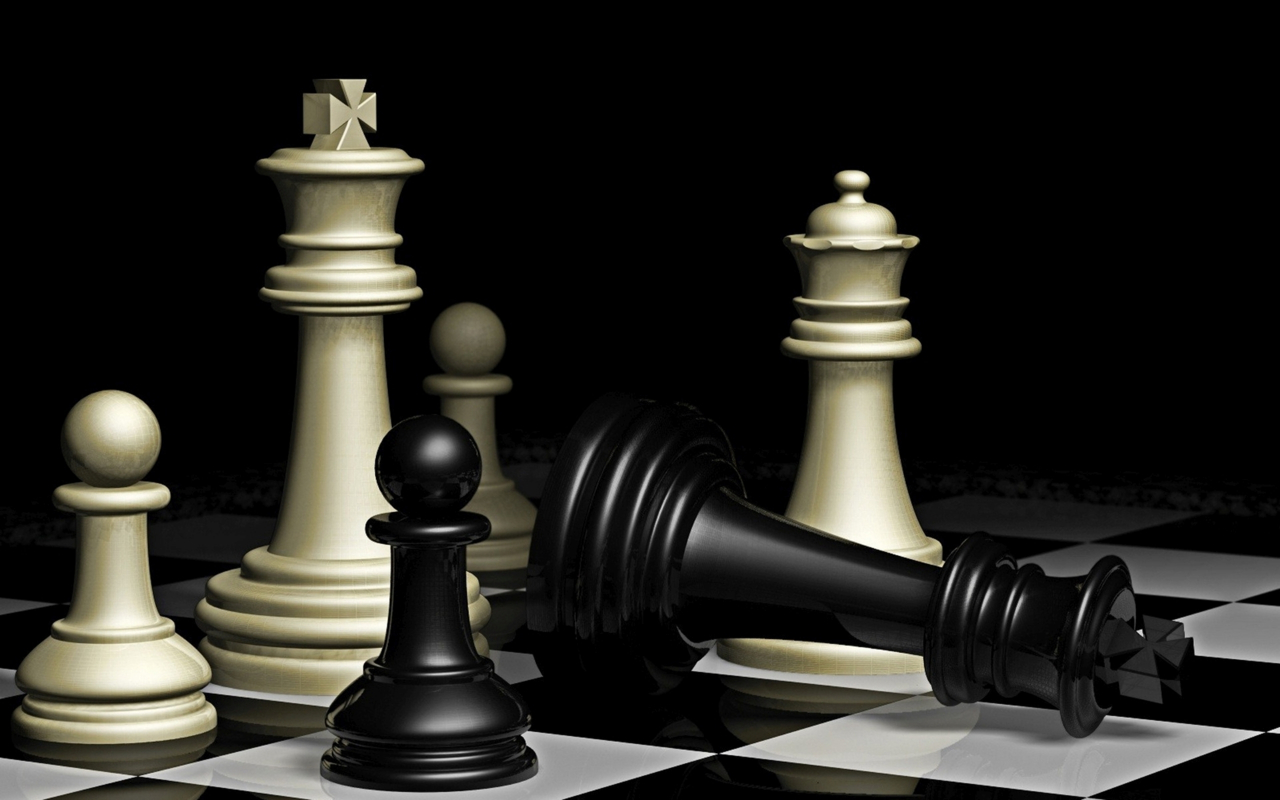 Chess wallpaper 3d 30 page 2 of 3 dzbc pages voltagebd Gallery
