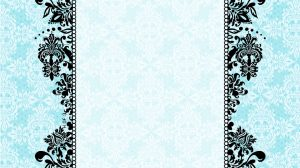 Damask Print Wallpaper Border 8+