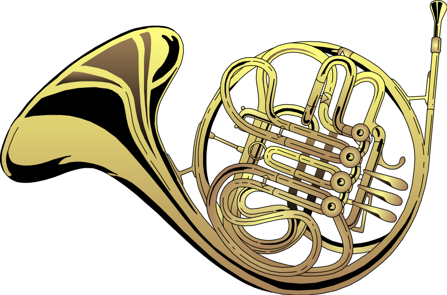 free-christmas-french-horn-clipart-PIC-MCH065040 French Horn Desktop Wallpaper 11+