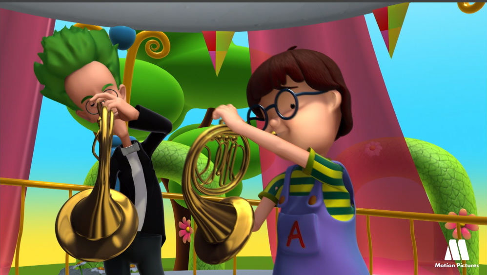 french-horn-music-alex-cartoon-PIC-MCH066184 French Horn Wallpaper Gallery 13+