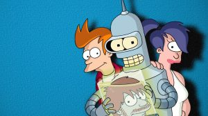 Futurama Wallpaper Phone 28+