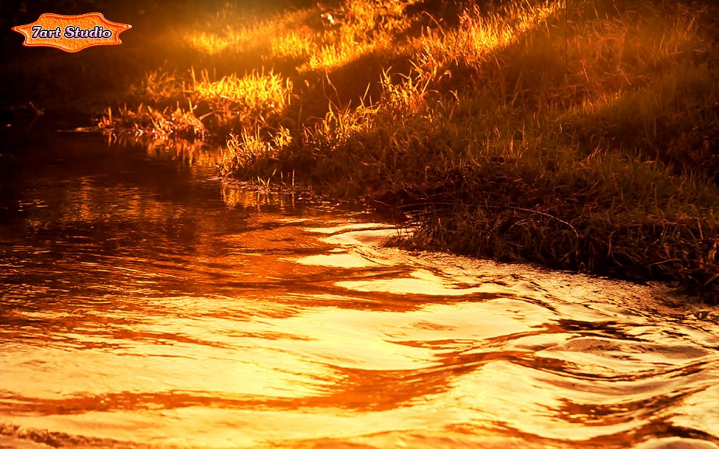 glitter-autumn-river-PIC-MCH068616-1024x640 Sparkling Wallpapers Screensavers 26+