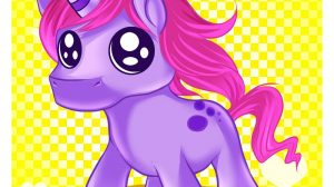 Cute Unicorn Cartoon Wallpaper 18+