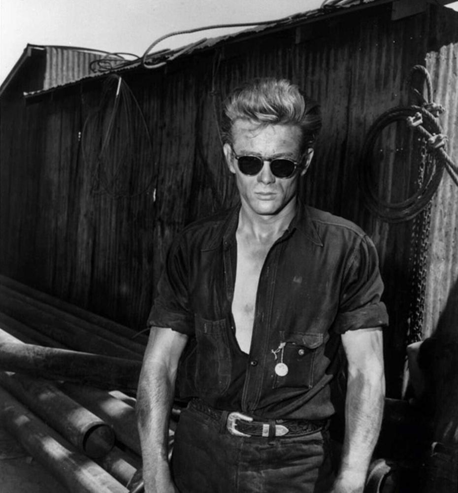 james-dean-on-giant-PIC-MCH078389 James Dean Giant Wallpaper 33+