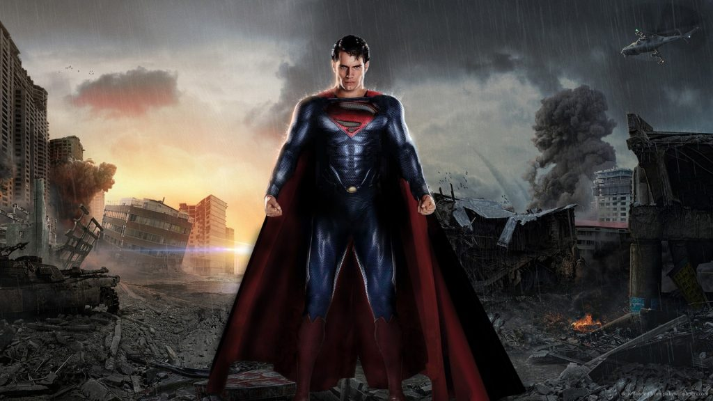 man-of-steel-superman-between-the-ruins-PIC-MCH084419-1024x576 Superman Wallpapers 1920x1080 44+