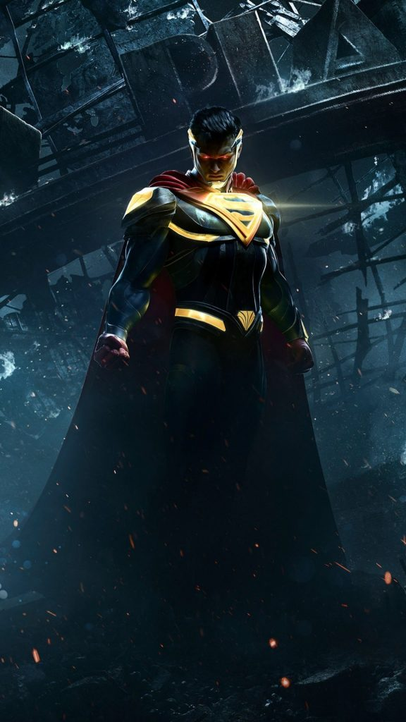 superman-injustice-destruction-artwork-PIC-MCH0105043-576x1024 Superman Wallpapers For Iphone 6 34+