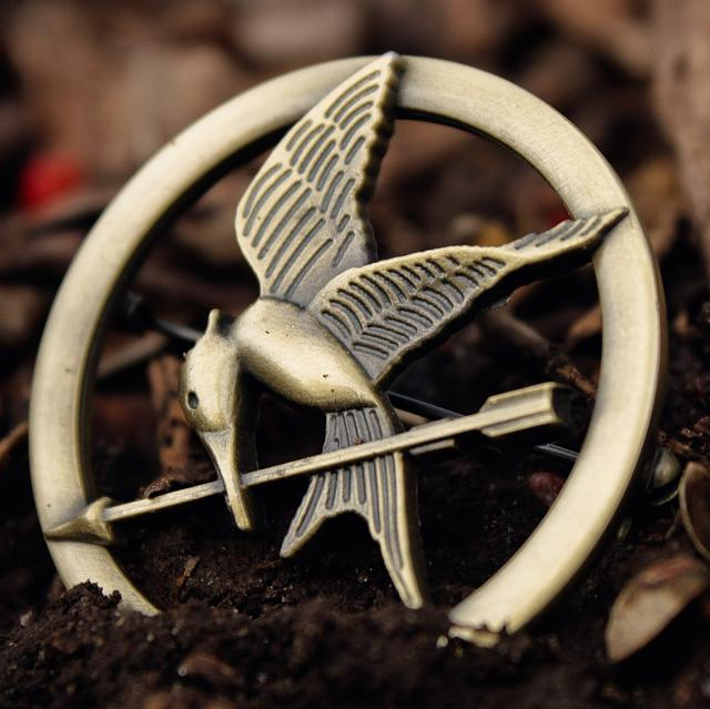 the-hunger-games-mockingjay-pin-PIC-MCH0106693 Hunger Games Wallpapers For Iphone 28+