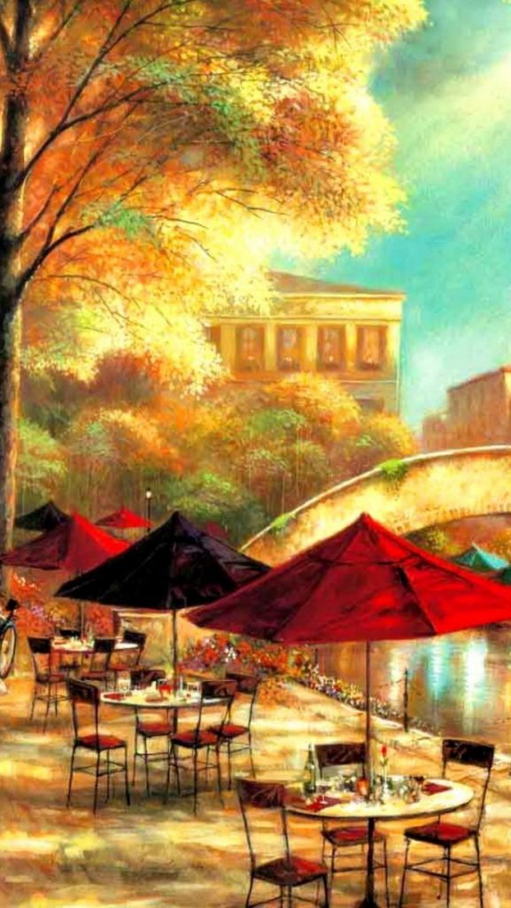 ws-Cafe-River-Bridge-Sunny-Day-x-PIC-MCH0118787-577x1024 Cafe Wallpaper Iphone 40+