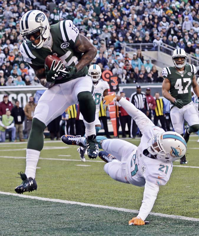 AP-PIC-MCH041099 Brandon Marshall Wallpaper Jets 22+