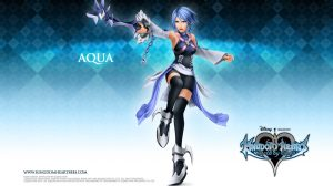 Aqua Wallpaper Kingdom Hearts 24+