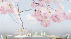 Blossom Wallpaper Mural 14+