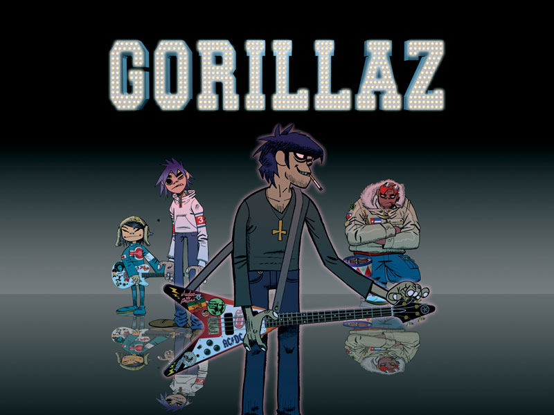 Gorillaz-Is-Coming-to-Rock-Band-PIC-MCH069305 Gorillaz Clint Eastwood Wallpaper 15+