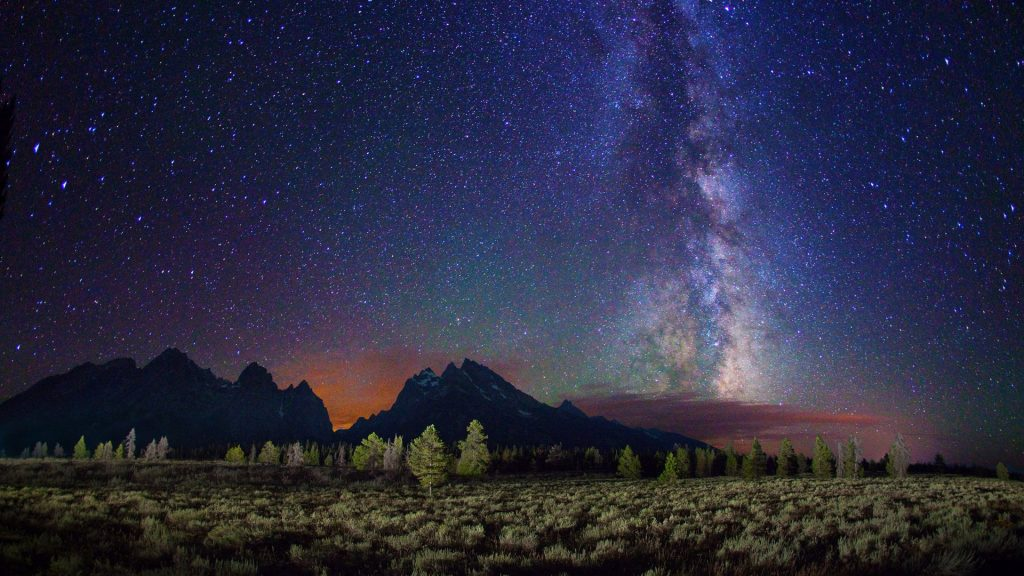 Night-sky-above-the-mountains-HD-wallpaper-PIC-MCH090601-1024x576 Night Sky Wallpaper Hd 44+