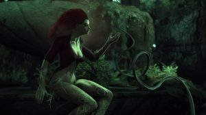 Batman Arkham Asylum Poison Ivy Wallpaper 19+