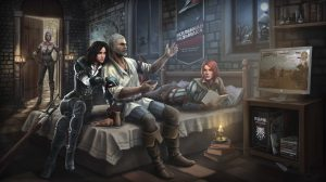 Wallpaper The Witcher 3 1080×1920 33+