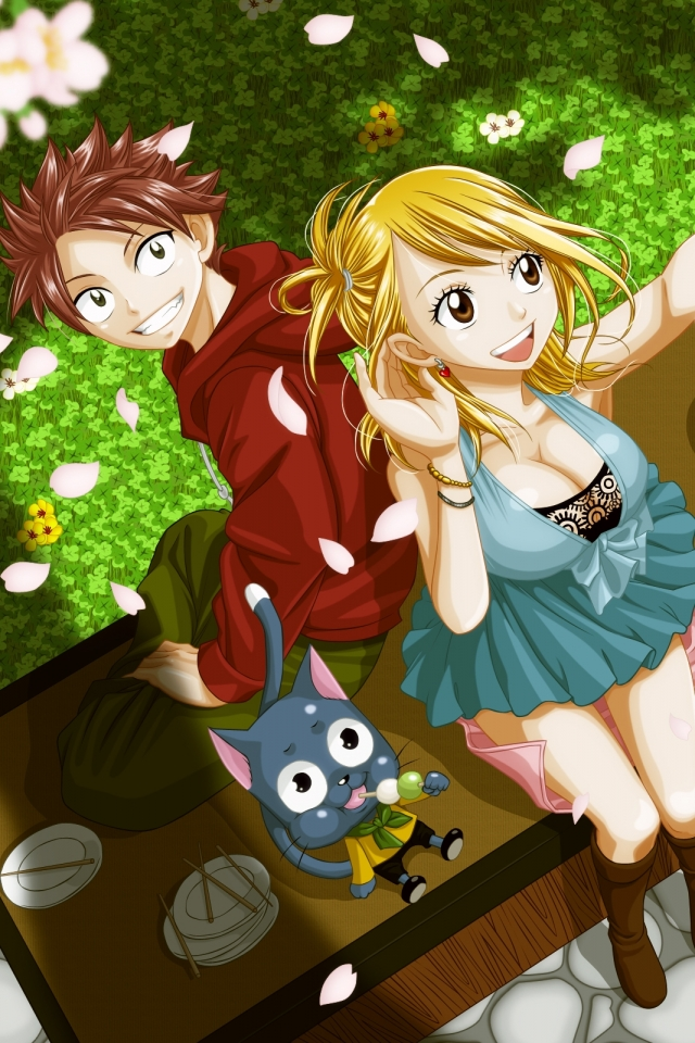 PIC-MCH028292 Fairy Tail Wallpapers For Iphone 4 25+