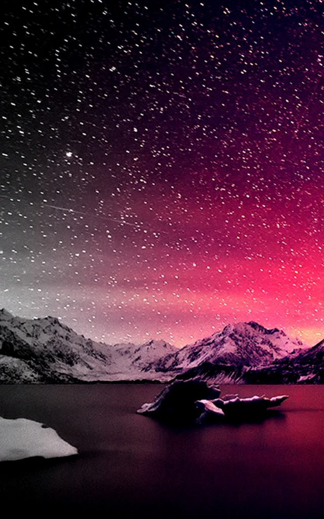 Pink-Night-Sky-Mobile-Wallpaper-PIC-MCH095286-640x1024 Night Sky Wallpaper Iphone 7 36+