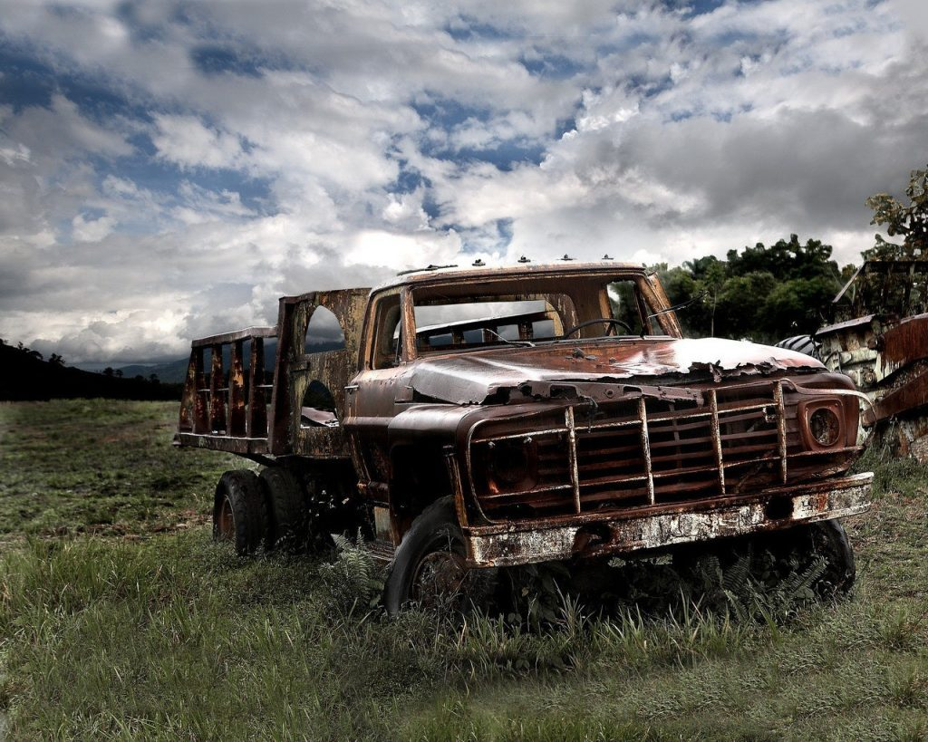 Rusty-Old-Car-Free-Wallpapers-PIC-MCH099644-1024x819 Old Truck Hd Wallpaper 28+