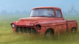 Old Ford Truck Wallpaper 43+
