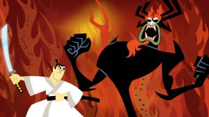 Cartoon Samurai Jack Wallpapers 26+