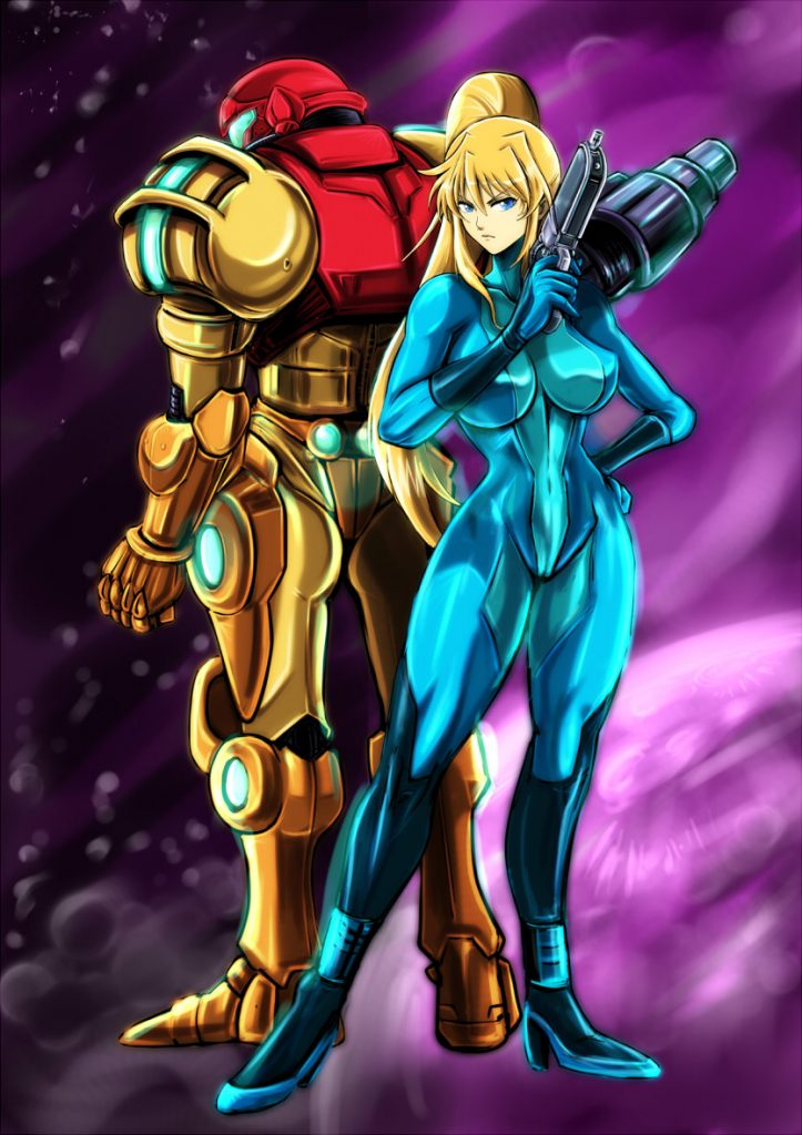 Samus.Aran_.full_.-PIC-MCH0100305-723x1024 Zero Suit Samus Mobile Wallpaper 36+