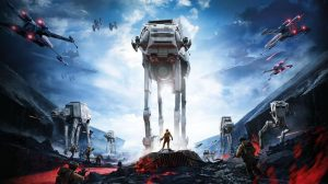 Wallpapers Star Wars Battlefront 40+