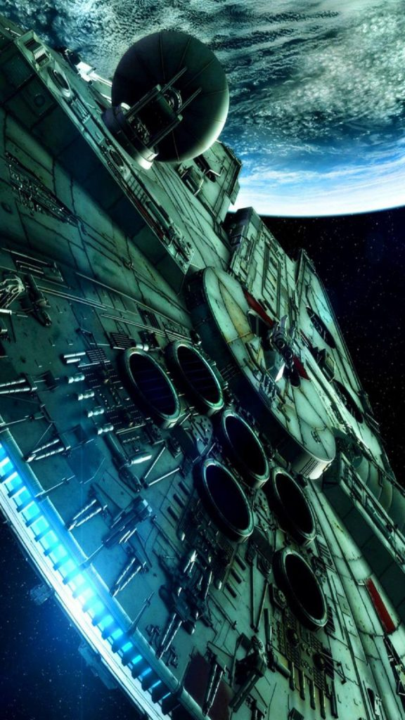 Star-Wars-Spaceship-Science-Fiction-iPhone-Plus-HD-Wallpaper-PIC-MCH0103900-576x1024 Wallpapers Star Wars Iphone 37+