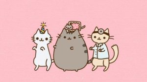 Pusheen Wallpaper Android 7+