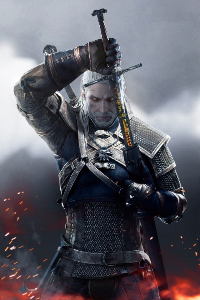 Witcher-Wild-Hunt-Geralt-l-PIC-MCH029635 Wallpaper The Witcher Iii 27+