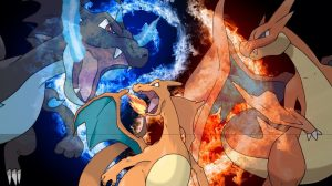 Pokemon Mega Charizard X And Y Wallpaper 20