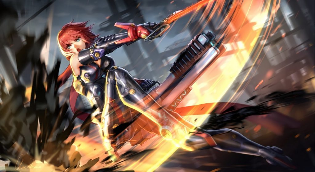 anime-girl-fighting-sci-fi-sword-bodysuit-PIC-MCH040761-1024x559 1980 X 1080 Wallpapers Anime 30+
