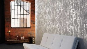 Metallic Wallpaper Ideas 9+