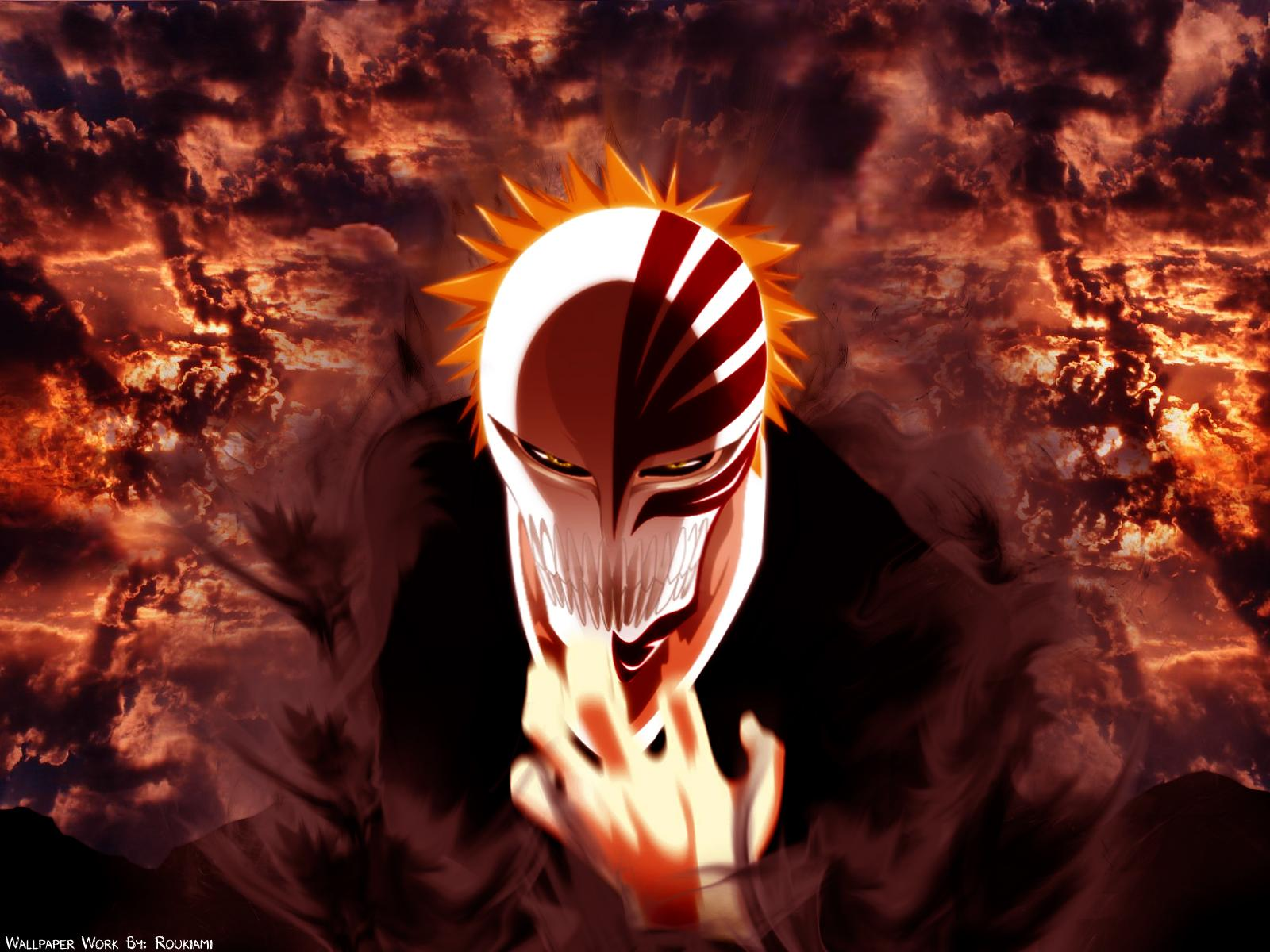 Bleach Hollow Wallpapers For Iphone As Wallpaper HD PIC MCH047851
